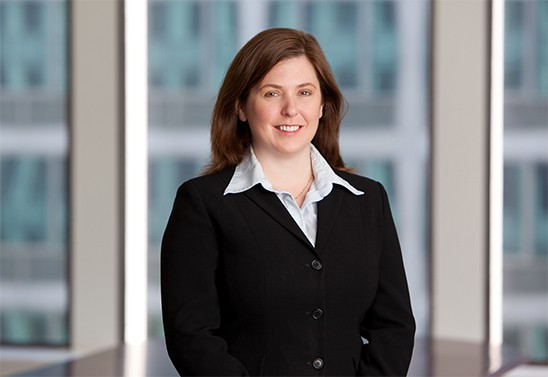 Lisa Milot, Ivins, Phillips & Barker, Chartered Photo